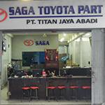 pt titan jaya abadi saga toyota part